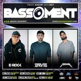 The Bassment w/ Miles Medina 8.18.17