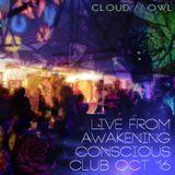 Cloud & Owl live at Awakening - The Rebirth