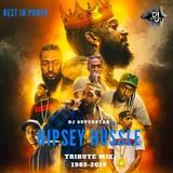 "DJ SUPERSTAR DROPS ""Nipsey Hussle"" Tribute Mix REST IN POWER TO A LEGEND"