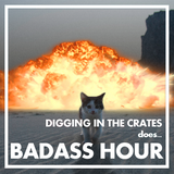 DIGGING IN THE CRATES | THE BADASS HOUR | SHOCK RADIO | 15/02/2017