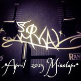 Dj Swival April 2015 Mixx Tape