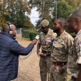 The Army BAME Conference 2018, The Beat Interviews, Steven Henry, Captain BAME Army Network