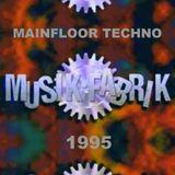 Mainfloor Techno Set /// Musikfabrik Pirna /// 1995