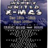 OLIVETRONIK@united x-mas event  saturday,december17