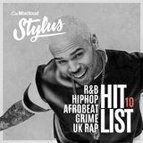 @DjStylusUK - THE HITLIST 010 (R&B / UK Rap / Reggae / HipHop)