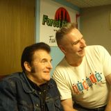 DJ Steve Stack Of Wax ~  ROCKIN' RADIO with my guests Jerry Chatabox & Graham Fenton ~ 28 January 15