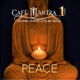 "Jo Kelly ""Cafe Mantra Music 1: Peace"" (2012)"