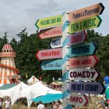 Be Your Voice goes to Latitude festival, Presented by Joe Lever.