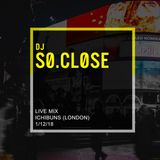 SO.CLOSE - Funky House / Disco / Soulful - # 1