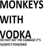 Monkeys With Vodka - 8th November 2012 - One Year On