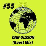 Global Groove #55 Dan Olsson (Guest Mix)