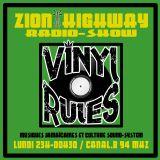 Zion Highway Radio-Show / Tr3lig  / Tristan / Uncle Geoff / Enora / 2 Years