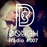 DOUGH Radio #007 : JIM & QQ feat. Cotton(SADD)
