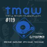 TheUltimateMusiQatWork 119 with DjMastende VocalMix