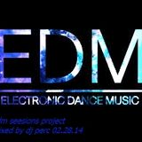 EDM SESSIONS PROJECT_MIXED BY DJ PERC_02.28.14