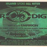 The Prodigy - Live @ The Island, Ilford, UK (28 Oct. 1995)