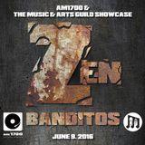 The Music & Arts Guild Showcase, Episode 009 :: Zen Banditos :: 09 JUN 2016