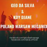 Geo Da Silva & Kdy Djane Live Megamix (Poland Warsaw 2015)