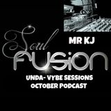 MR KJ - Unda-Vybe Session October Podcast -