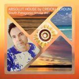 ABSOLUT HOUSE by CREICIU VERDUN # 41 South Patagonia House