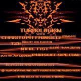 Christoph Fringeli - Turbologism Part 3 On HardSoundRadio-HSR