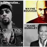 Wayne Boucaud/Diane Dunkley-In Conversation with Andre Cymone -The Wayne Boucaud Radio Show,BlackinD