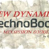 New Dynamix`  Technobook - Mixsession 03.2017 - by Tommy Rockz
