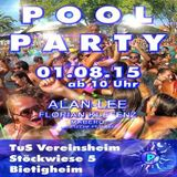 Live @ Phielinx Bietigheim - Pool Party - 01|08|2015