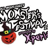 MONSTER's FESTIVAL 2014 presented by Xperia @CLUB CITTA' EDM MIX