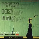 Gilmore - Private Deep Night 0407 Mokka Drink Bar / set_01