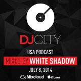 DJ White Shadow - DJcity Podcast - July 8, 2014