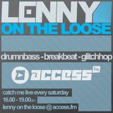 Lenny on the Loose ft. Shapez @ Access.Fm 19-01-13