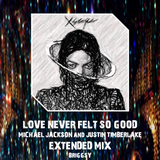 Michael Jackson & Justin Timberlake - Love Never Felt So Good (Extended Mix)