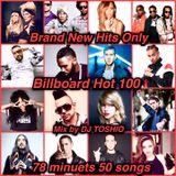 2018 Brand New Hits 79minutes 50 songs これはマストです!