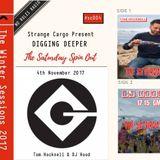 WE DIG DEEPER #Cassette Four  04.11.17 Tom Hocknell & DJ Hood