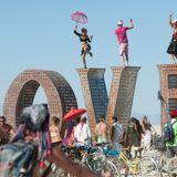 Britta Arnold - Live @ Disco Knights, Burning Man - 2016