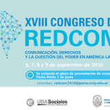 Jorge Alemán - XVIII Congreso RedCom - FPyCS UNLP - UBA Sociales