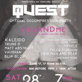Quest Decompression 28/11/15