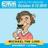 Michael The Lion | 2015 EMM