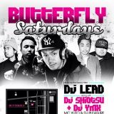BUTTERFLYSATURDAYS EARLYTIME LIVE MIX mIxed by DJ PLEASURE