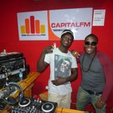 RUDIE RICH INTERVIEW LIVE ON CAPITAL FM GAMBIA  ( 06 - 03 - 2016 )