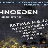 """""""Technoeden - the Show"""" auf Radio Herzblut (14.09.2016)"""