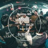 Monthly Mix -MOVE- Vol.28