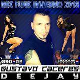 DJ GUSTAVO CACERES - MIX FUNK INVIERNO 2018