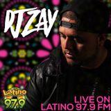 DJ Zay Live on Latino 97.9 FM (2/2/19)