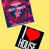 The House Vibe Show with Micky Smooth 23-5-2017 - More Soulful, Funky & Afro House Tunes!!
