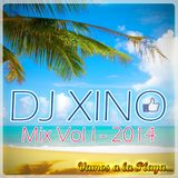 DJ XINO - Mix Verano Azul '14