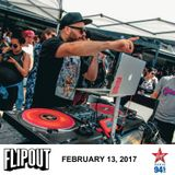 Flipout - Virgin Radio - Feb 13, 2017