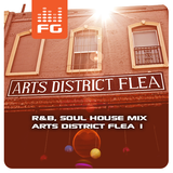 Fusion Grooves - R&B Soul House Mix (Live Set - Arts District Flea)