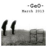 -GeO- 2013 Winter Techno Selection